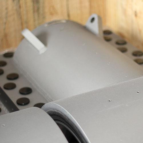 ASME Pressure Vessel & Mechanical Fabrication
