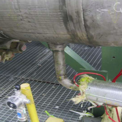 Case Study: Mixed Sour Gas Manifold-Weld-O-Let cracks - Beruseal