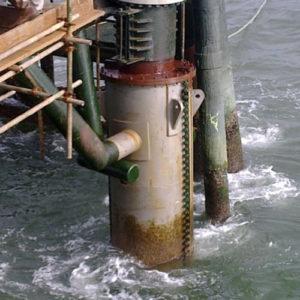 On-Line Leak Sealing Riser repair