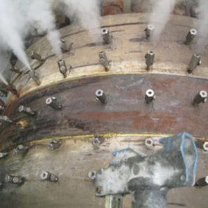 On-Line Leak Sealing Case Study - Heat Exchanger