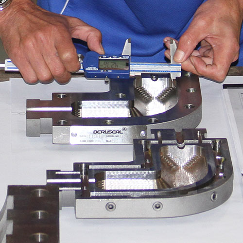 Mechanical Engineering Design Services Quality Control