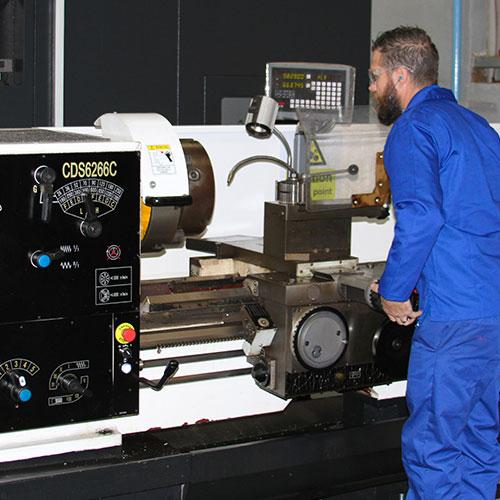 Mechanical Engineering Design CNC Machine