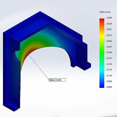 Pressure Vessel Mechanical Engineering Design Services